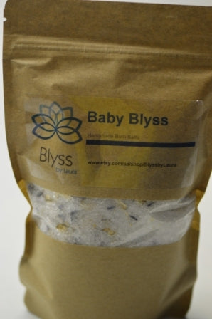 Baby Blyss Bath Salts