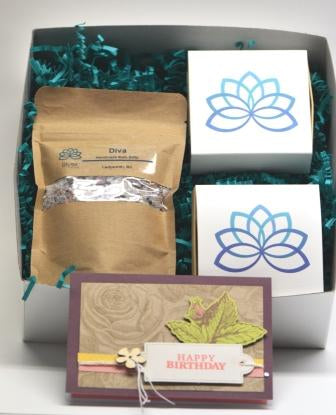 Blooming Birthday Gift Set