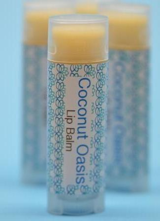 Coconut Oasis Lip Balm