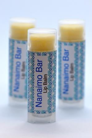 Nanaimo Bar Lip Balm