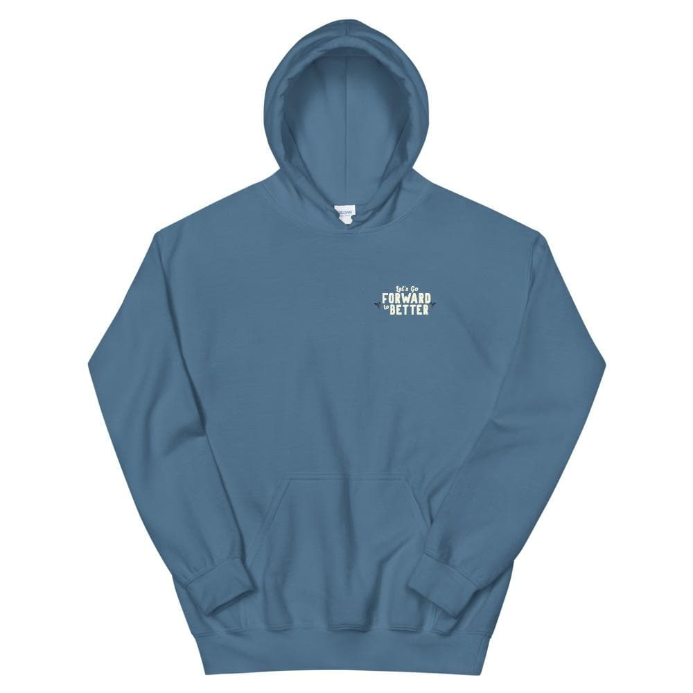 Forward to Better - Hoodie hoodie Woof & Wild Indigo Blue M
