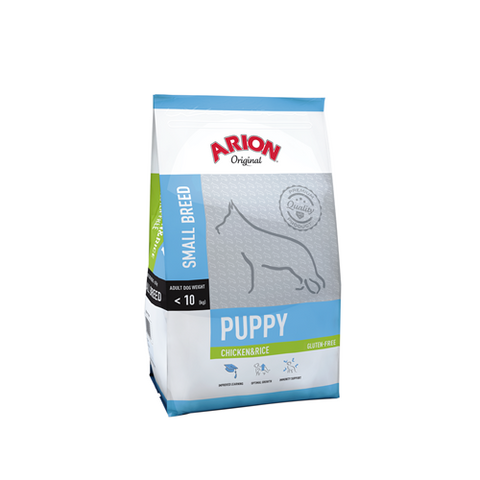 Arion Puppy Small Breed Chicken & Rice 3kg