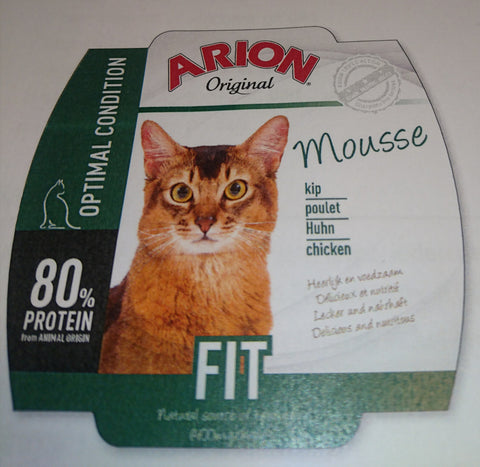 Arion Mousse Fit 70g