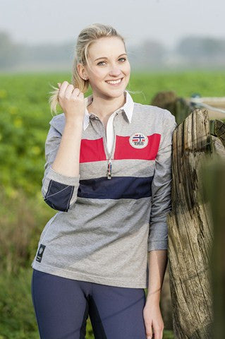 LONGSHIRT -LADY- ATHLETIC SPORTS