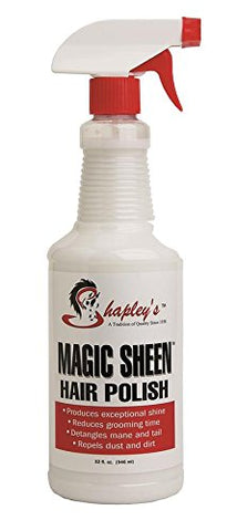SHAPLEY'S MAGIC SHEEN HAIRPOLISH (SPRAY)
