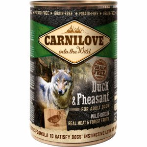 Carnilove Duck & Pheasant Adult 400g