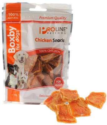 Boxby Chicken Snacks 100 g.