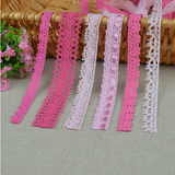 30 Yard Random Cotton Lace Fabric DIY Garment Craft Material - Benzi Shop