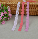 30 Yard Random Cotton Lace Fabric DIY Garment Craft Material -  - 5