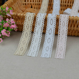 30 Yard Random Cotton Lace Fabric DIY Garment Craft Material -  - 7