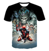 American Comic Badass Deadpool T-Shirt