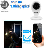Newest White HD Mini Wifi IP Camera Wireless - Benzi Shop - 6
