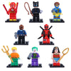 32 Pcs/lot Marvel Super Heroes Figures