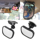 Universal Car Rear Seat View Mirror Baby Child Safety With Clip and Sucker - Benzi Shop - 2