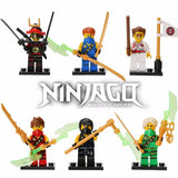 21pcs/Lot Ninjagoed Minifigures - Benzi Shop