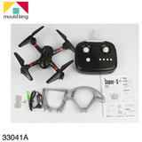 Mould King UFO 33041A Profession Drones - Benzi Shop
