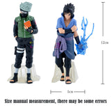 New Arrive 5 Pcs/set Naruto Action Figure Classic Toys