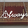[Free Today] Harry Potter Deathly Hallows Vintage Necklace