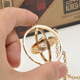 Harry Potter Rotating Time Turner Necklace -  - 2