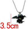 How to Train Your Dragon Toothless Necklace Pendant Keyring
