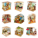 Children's Gift 9PCS Adult DIY Miniature - Benzi Shop