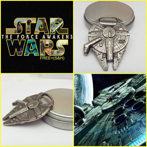 Star Wars Bottle Opener