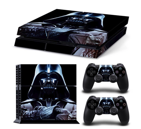 Star Wars Skin For Playstation PS4 Console