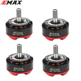 4PCS/lot Original EMAX RS2306 2400KV / 2750KV Motor 3-4S Racing Brushess Motor for FPV RACER Quadcopter RC Drone Aircraft - Benzi Shop