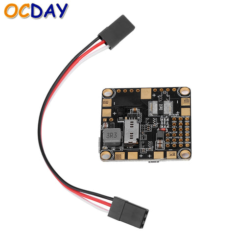 1pcs Ocday Betaflight F3 Processor Integrated OSD Flight Controller Built-in 3A 5V BEC for FPV Racing Drone QAV Quadcopter