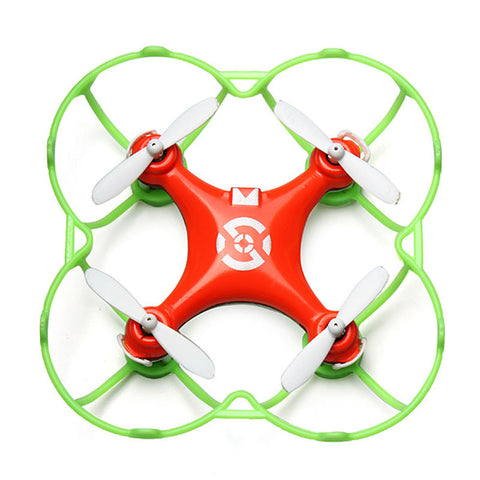 Cheerson CX-10A CX-10 RC Quadcopter Spare Parts Protection Cover Green Mini Drone Parts