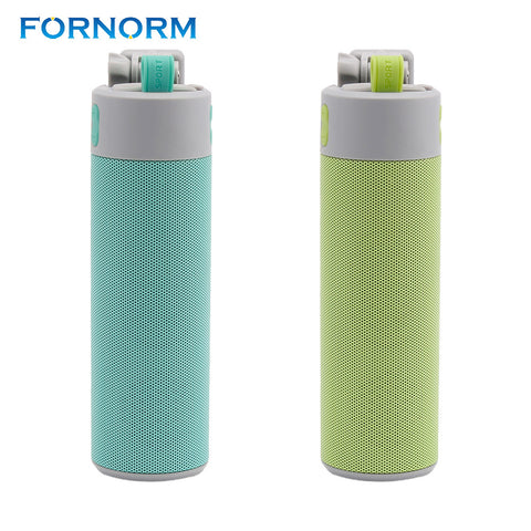 FORNORM Bluetooth Wireless Portable Speaker with Selfie Stick Power Bank Phone Stand TF Card MP3 Outdoor Speaker for phone