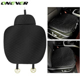 Onever Car Interior Accessories Automobiles Seat Covers Non-slip Warm Cushion Car Seat Protector Mat Car Front Side Seat Cushion