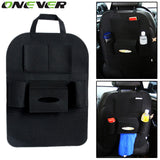 Car Seat Bag Storage Multi Pocket Organizer Car Seat Back Bag Car Accessories Car-stying Back Seat of Chair Stowing Tidying - Benzi Shop