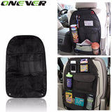 Onever Car Seat Bag Storage Car Back Seat Organizer Auto Multi Holder Pocket Organizer Bag Interal Accessories Stowing Tidying