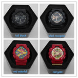 Top quality relogio G*110 box men's sports watches - Benzi Shop - 3