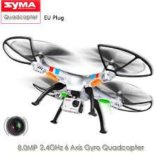 SYMA X8G Headless Mode 2.4GHz 6 Axis Wireless RC Quadcopter