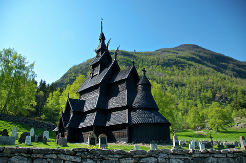 Borgrund Stave Church