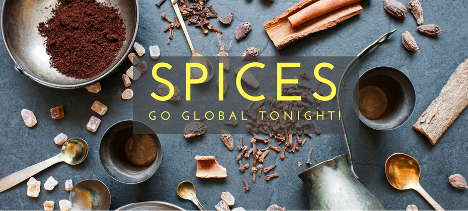 cooking with middle eastern spice