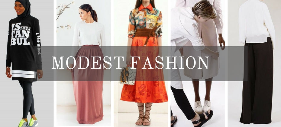 modest fashion for everyone