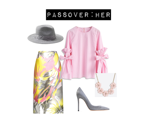 passover style for her