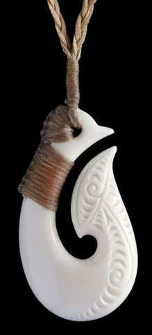 TAONGA CARVING MADE FROM BONE