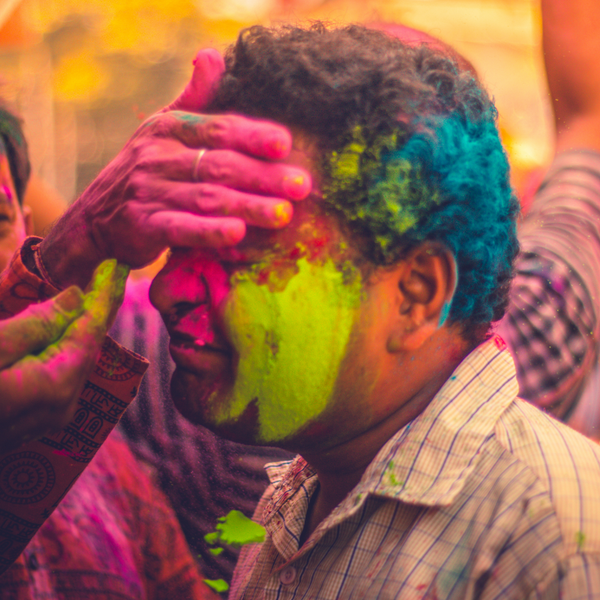 holi colors celebration