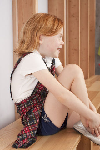 under shorts for school uniforms