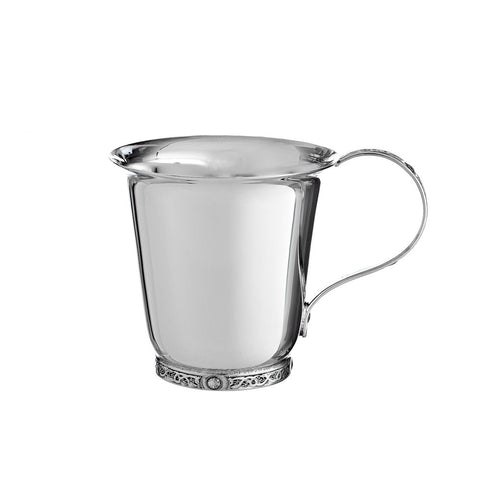 sterling silver baptismal cup
