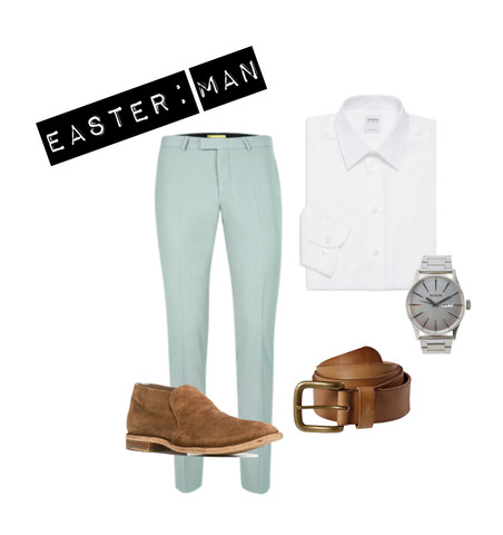 easter men's fashion