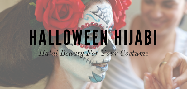 halloween hijabi halal makeup ideas