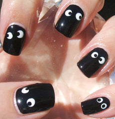 Halal Halloween Nails