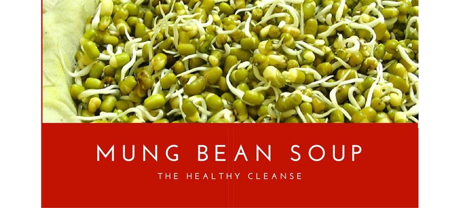 mung bean soup cleanse recipe