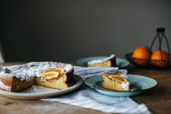 passover almond and orange cake molly yeh
