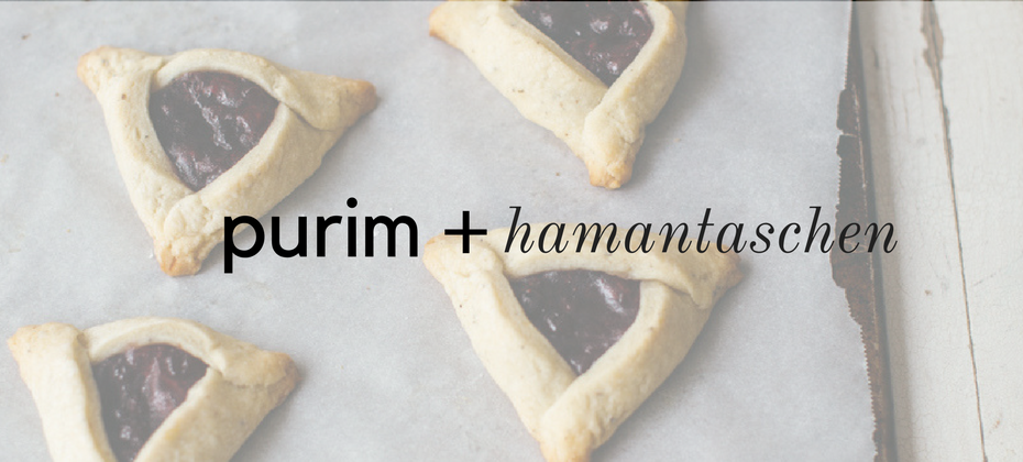 purim hamantaschen from molly yeh